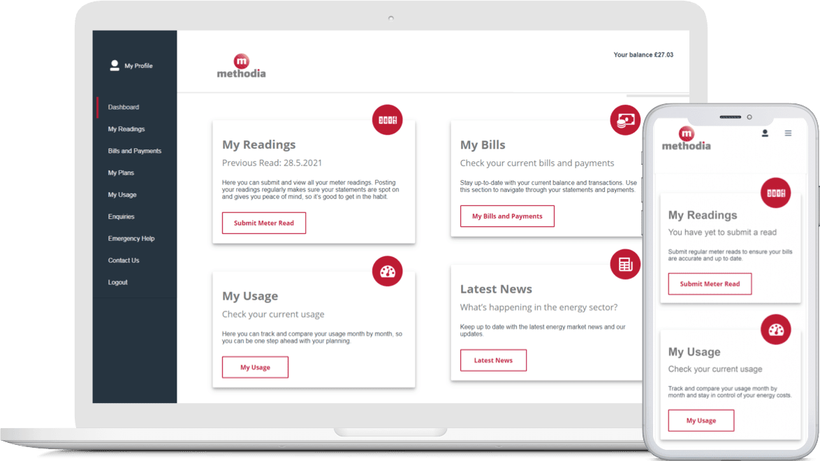 Utilities Self Service Portal
